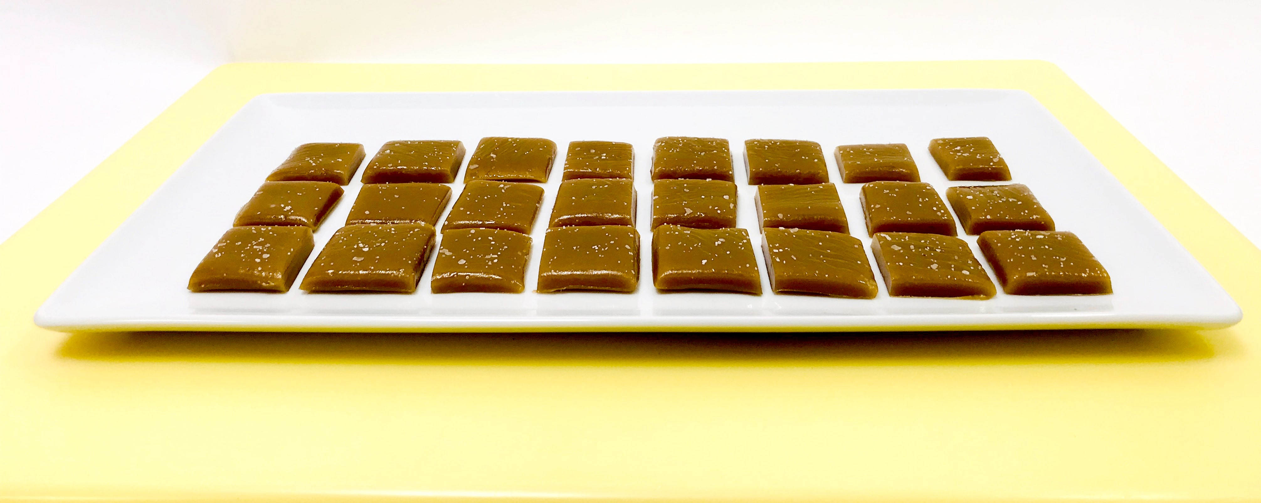 How to Make Cannabis Salted Caramel Candy